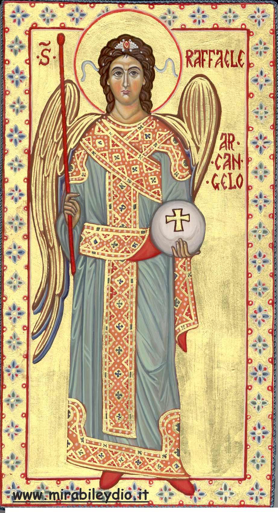 Favorito icone arcangeli – ICONE SACRE MIRABILE UP25