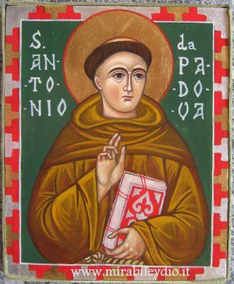 S.Antonio DA PADOVA