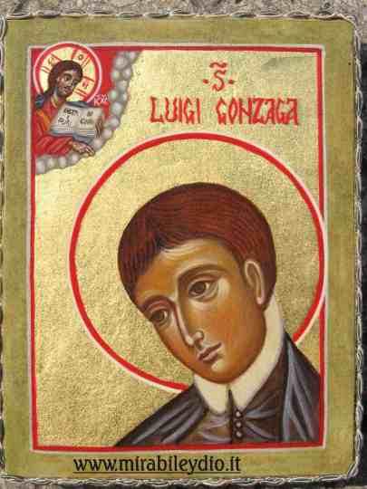 San Luigi Gonzaga: