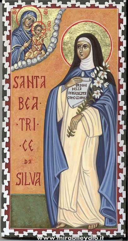 Icona Santa Beatrice
