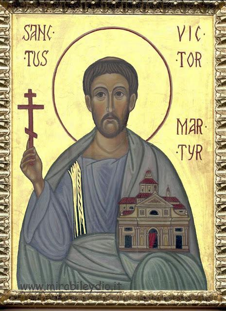 Risultati immagini per san vittore martire