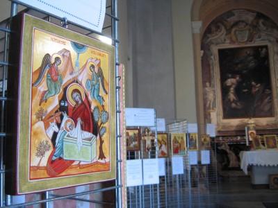 Mostra di Icone Sacre:I 20 MISTERI DEL ROSARIO