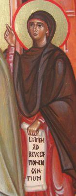 Santa profetessa Anna