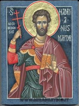 Sant'Adriano martire