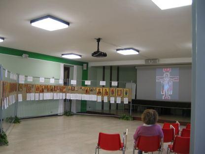 ICONE SACRE: I 20 MISTERI DEL ROSARIO a CARAVATE