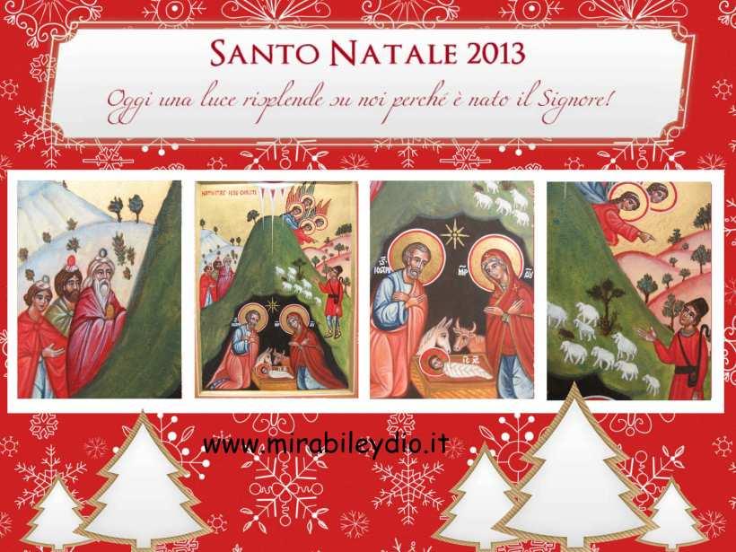Santo Natale 2013