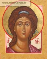 San Michele Arcangelo( 2015) 10,5 x 13 cm 200€