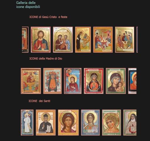 icone in vendita