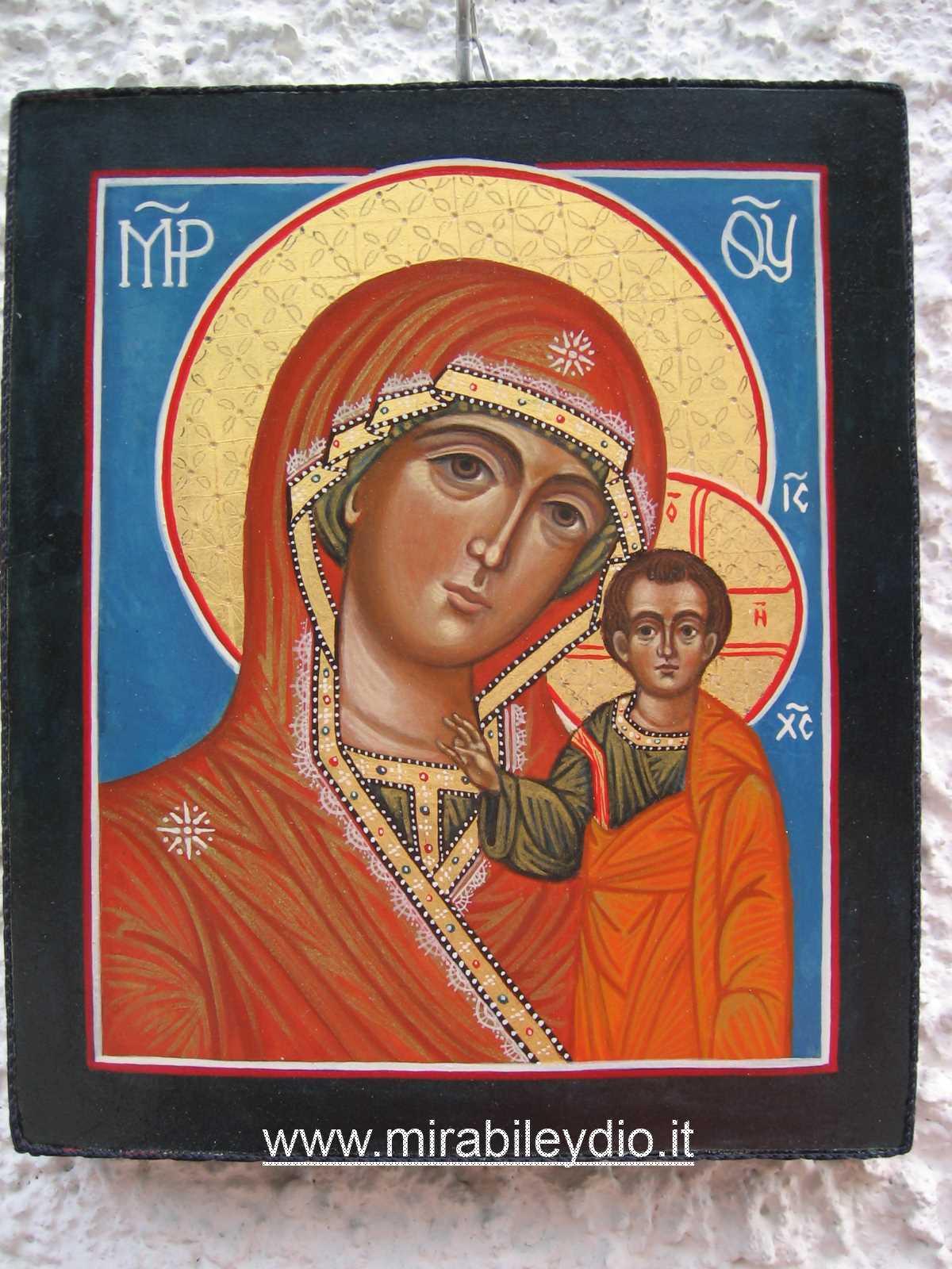 Madre di Dio di Kazan-