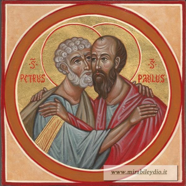icona SS.Pietro a Paolo