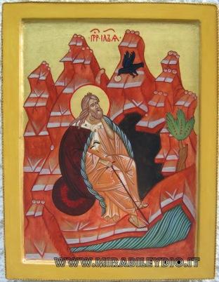 Icona Profeta Elia