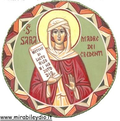 icona S,Sara