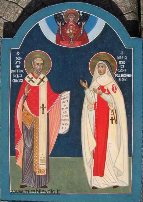 Beata Maria Maddalena dell'Incarnazione-S.Agostino
