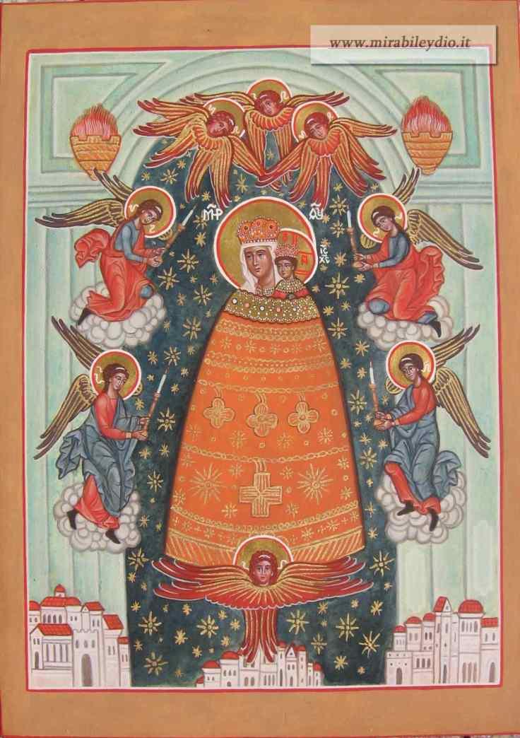 Icona Madre di Dio di Loreto