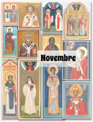 Santi di novembre: