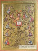 ICONA Cristo-vite