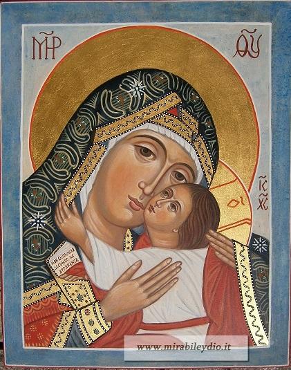 Madre di Dio della tenerezza di Bucovina