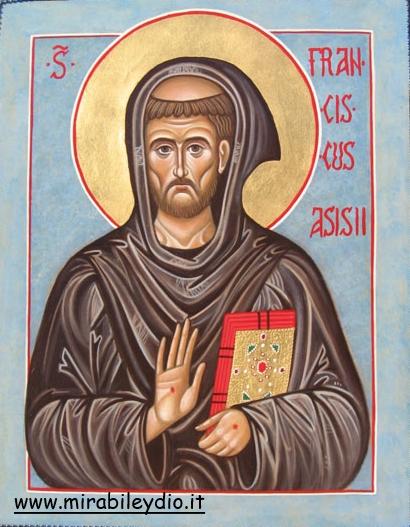 Icona San Francesco