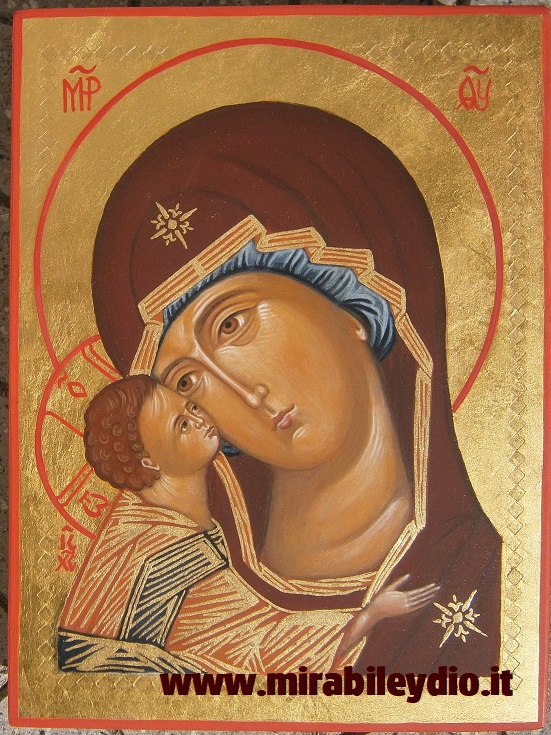 Madre di Dio di Igor