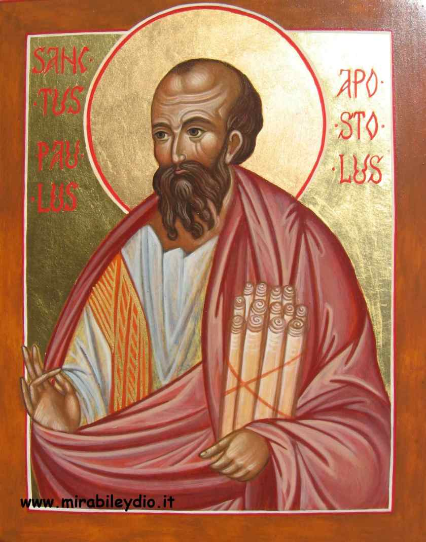 icona san Paolo