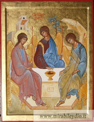 Icona della S.S.Trinità 18