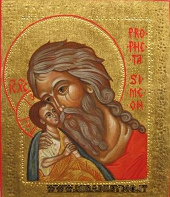 Profeta Simeone